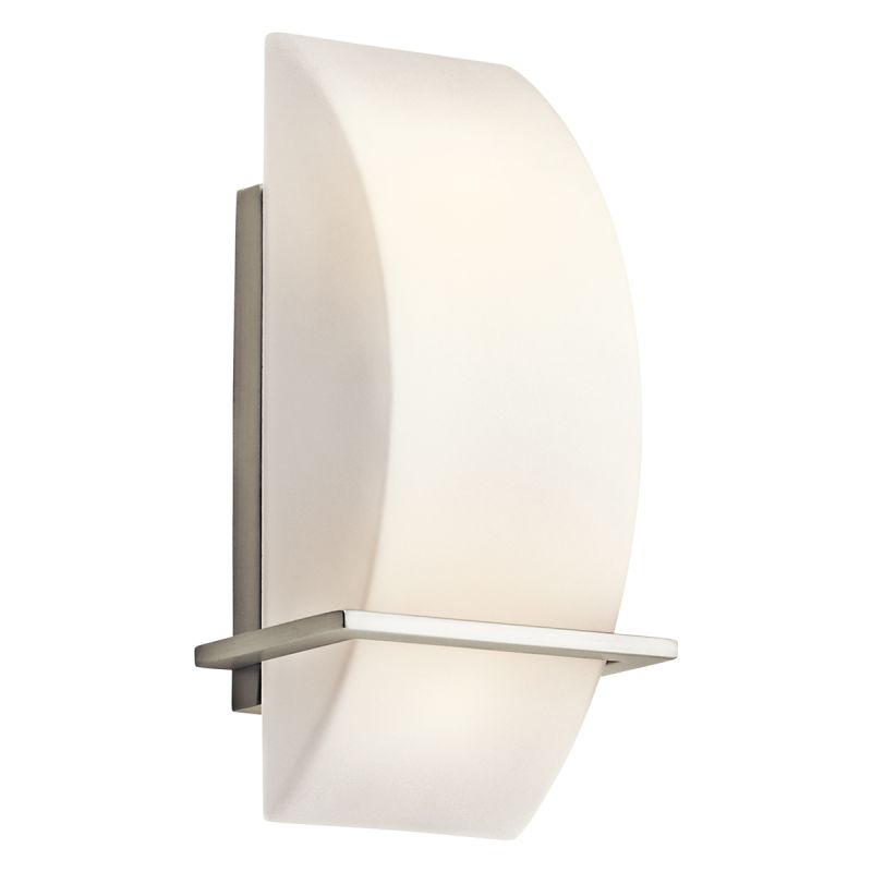 Kichler 45217 Modern Two Light Ambient Lighting Wall Sconce from the