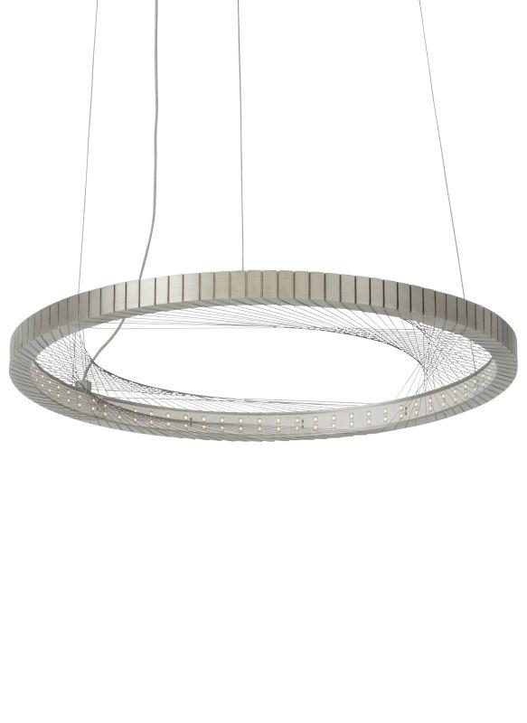 LBL Lighting SU832LED Interlace 18´ Suspension LED Pendant Satin Sale $680.00 ITEM#: 2620743 MODEL# :SU832SC :