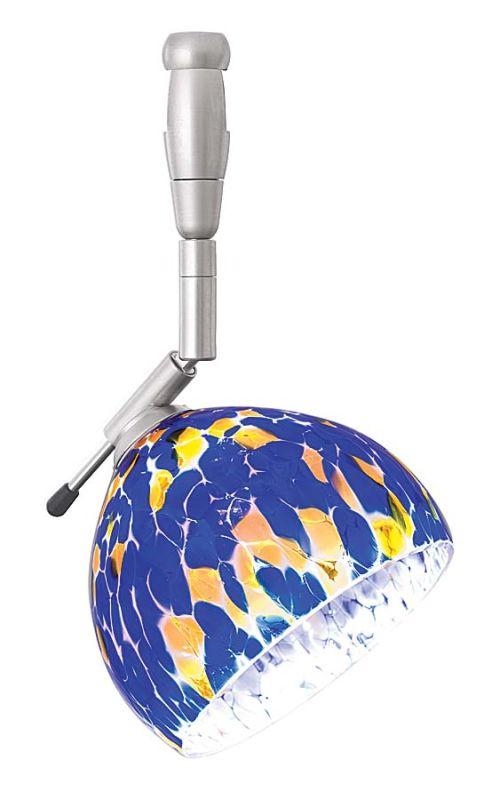 LBL Lighting Calla Swivel I Single Light 360° Swivel Colored Glass
