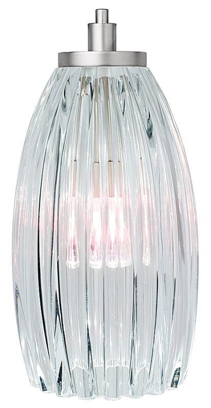LBL Lighting Flute Single Light Elliptical-Shaped Mini Pendant for Sale $310.50 ITEM#: 1085977 MODEL# :HS194CR :