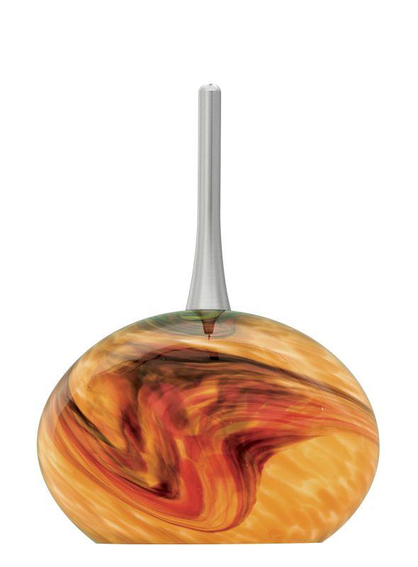 LBL Lighting Neptune I Single Light Sphere-Shaped Mini Pendant for Sale $229.50 ITEM#: 1085851 MODEL# :HS371AM :