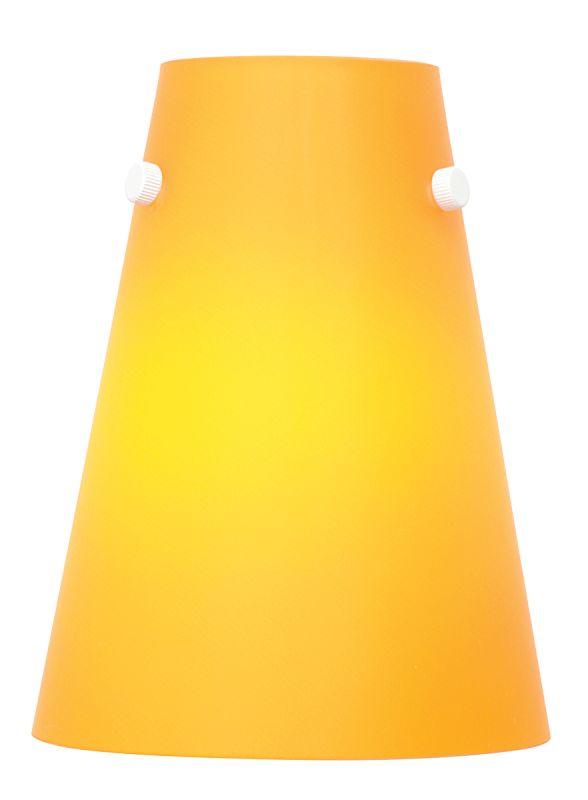 LBL Lighting Kona Suspension Single Light Down Lighting Cone-Shaped