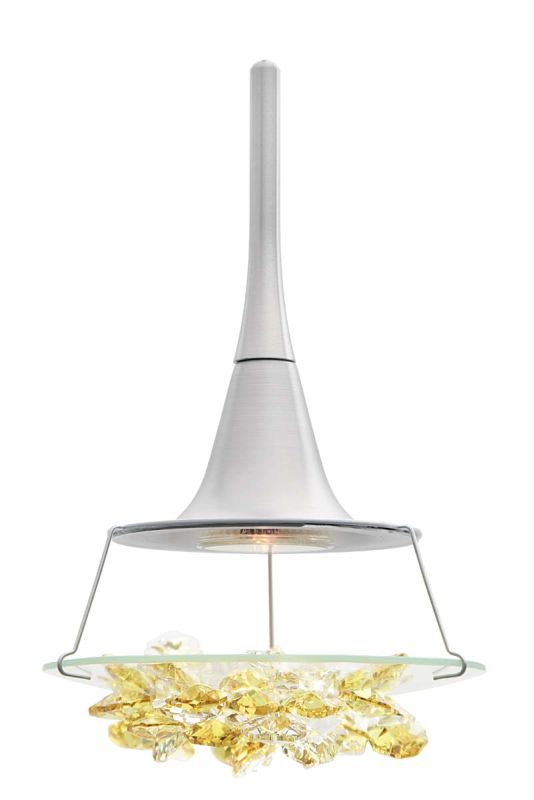 LBL Lighting Vision Single Light Swarovski Mini Pendant for Sale $463.50 ITEM#: 1085933 MODEL# :HS336AM :