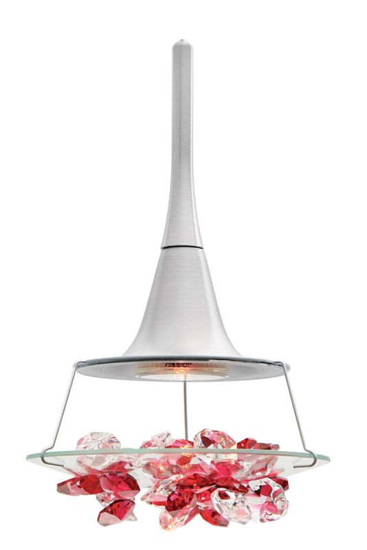 LBL Lighting Vision Single Light Swarovski Mini Pendant for Sale $463.50 ITEM#: 1085938 MODEL# :HS336RD :