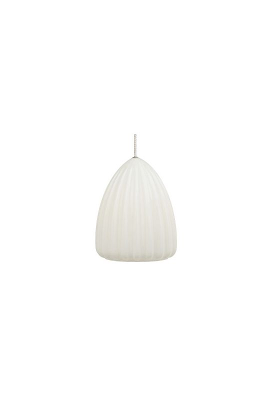 LBL Lighting Ruffle Suspension Single Light Down Lighting Dome Pendant Sale $292.50 ITEM#: 1102672 MODEL# :LF490OP :