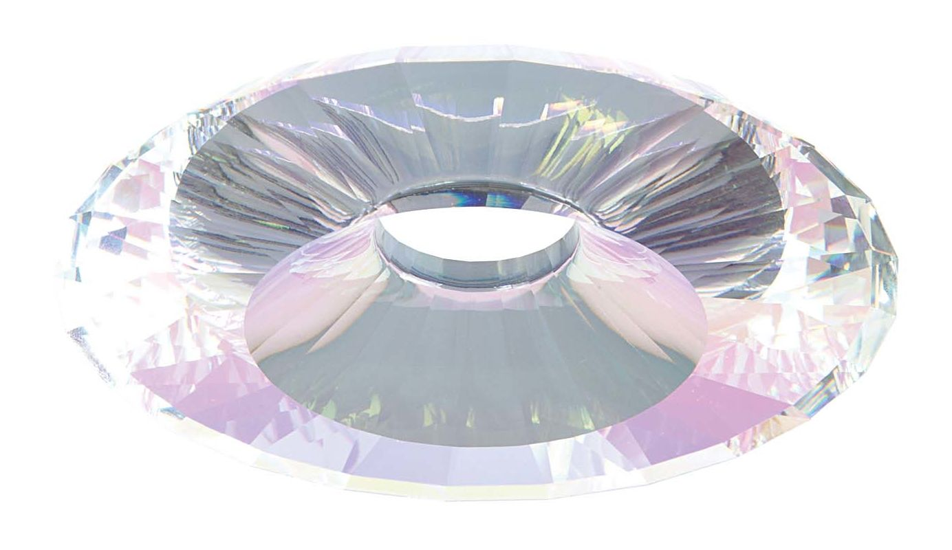 LBL Lighting Dimensions Accessory Crystal Recessed Lighting Accessory