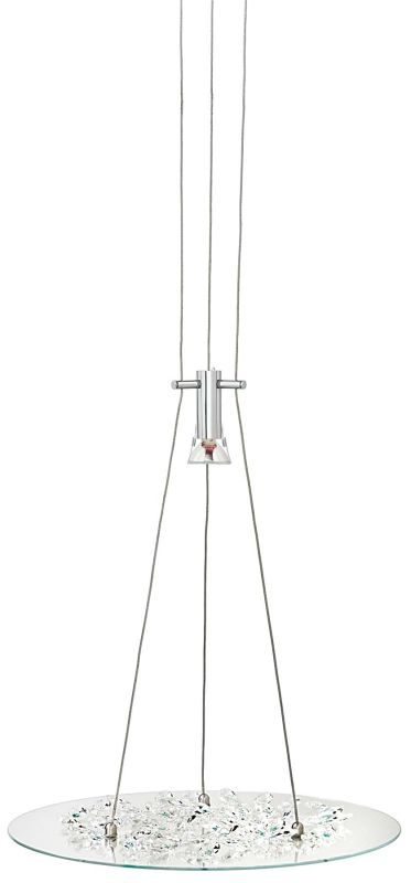 LBL Lighting Piattini Single Light Down Lighting Line-Voltage Pendant