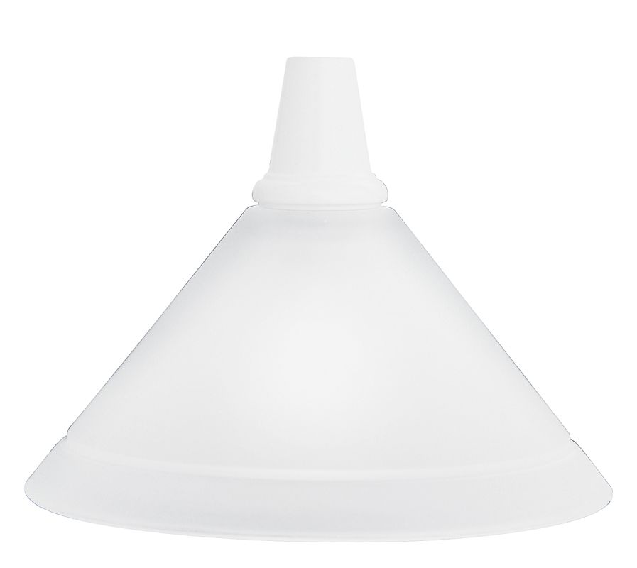 LBL Lighting Nube Suspension 214 Single Light Cone-Shaped Mini Pendant