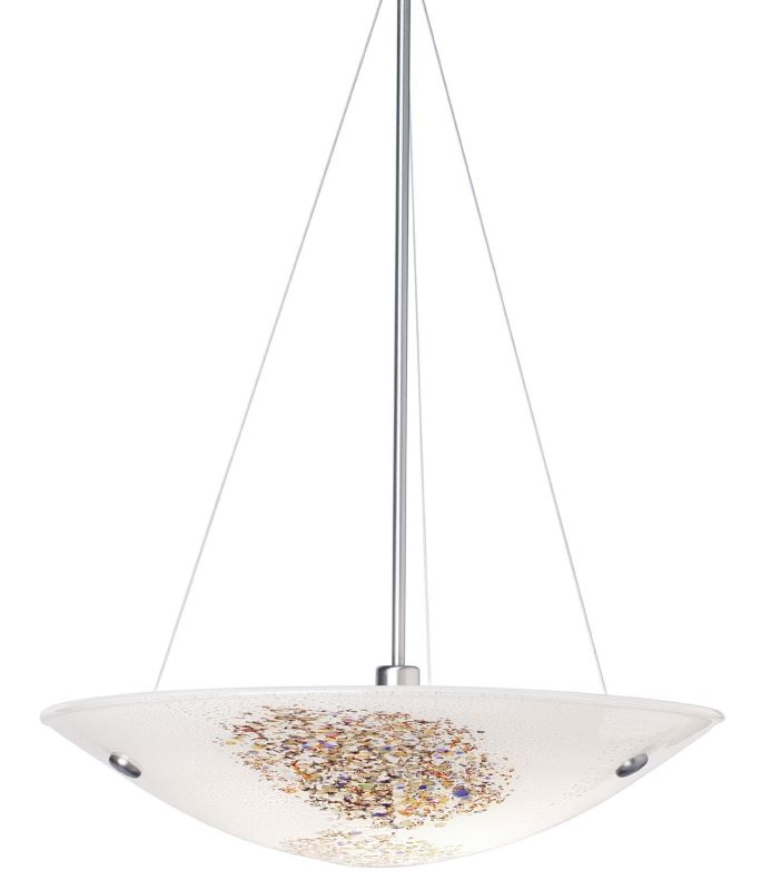 LBL Lighting Veneto Grande Suspension Single Light Down Lighting Bowl Sale $1409.60 ITEM#: 1102376 MODEL# :HS318OP :