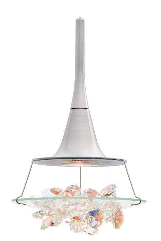 LBL Lighting Vision Single Light Swarovski Mini Pendant for Sale $463.50 ITEM#: 1085932 MODEL# :HS336AB :