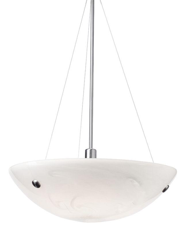 LBL Lighting Hemisphere Grande Compact Fluorescent Suspension Three Sale $788.40 ITEM#: 1102406 MODEL# :PF436OP :