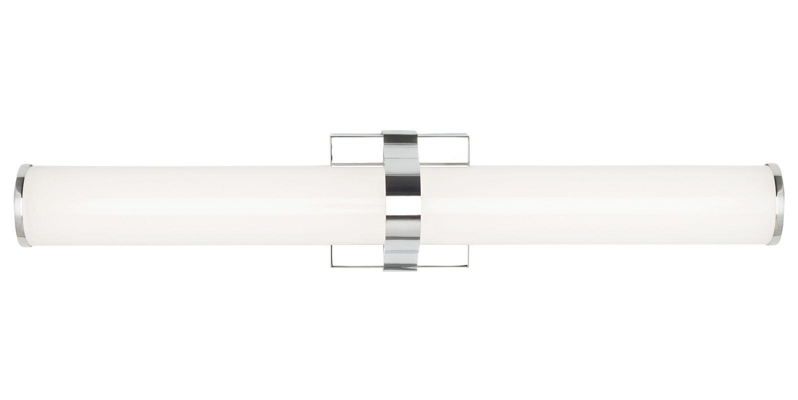 """LBL Lighting BA914OYLED930 Lynk 24"""" Wide LED Bath Bar - ADA Compliant Sale $168.00 ITEM#: 2869631 MODEL# :BA914OYPCLED930 :"""