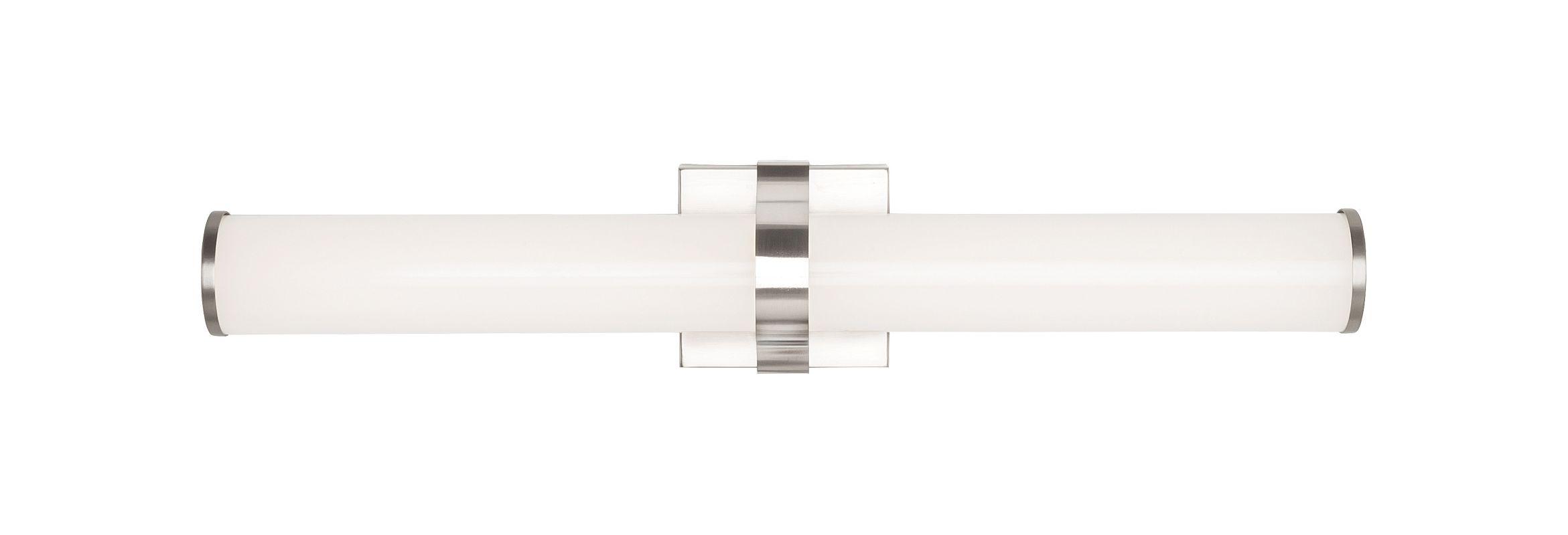 """LBL Lighting BA914OYLED930 Lynk 24"""" Wide LED Bath Bar - ADA Compliant Sale $168.00 ITEM#: 2869632 MODEL# :BA914OYSCLED930 :"""