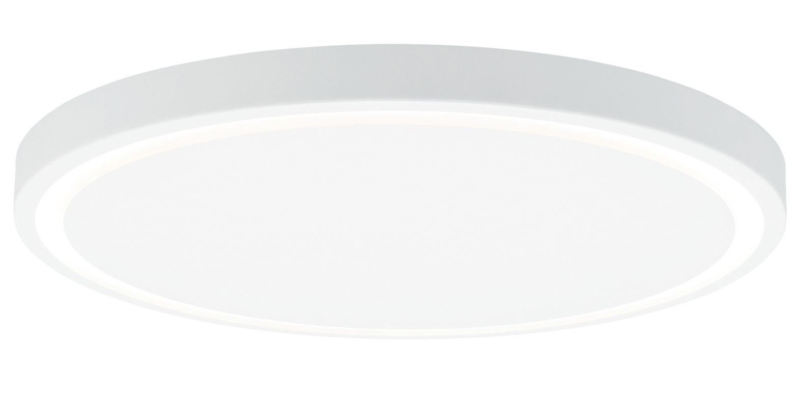 """LBL Lighting FM894LED930 Crest 20"""" Wide LED Flush Mount Ceiling Sale $440.00 ITEM#: 2869697 MODEL# :FM894WHLED930 :"""