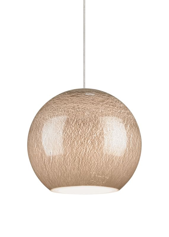 LBL Lighting Zollo Monopoint 1 Light Zollo Monopoint Pendant Satin