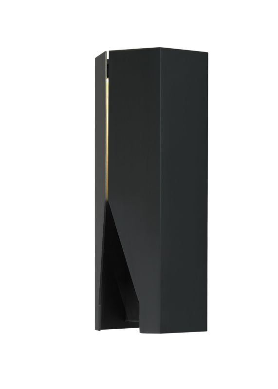 LBL Lighting Tara 15 LED 120V 1 Light Outdoor Wall Sconce Black Sale $309.60 ITEM#: 2340375 MODEL# :OD742BLLEDW :