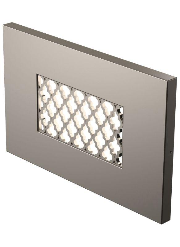 LBL Lighting ST93409HOLEDTL277W Tracery Horizontal LED Step Lighting -