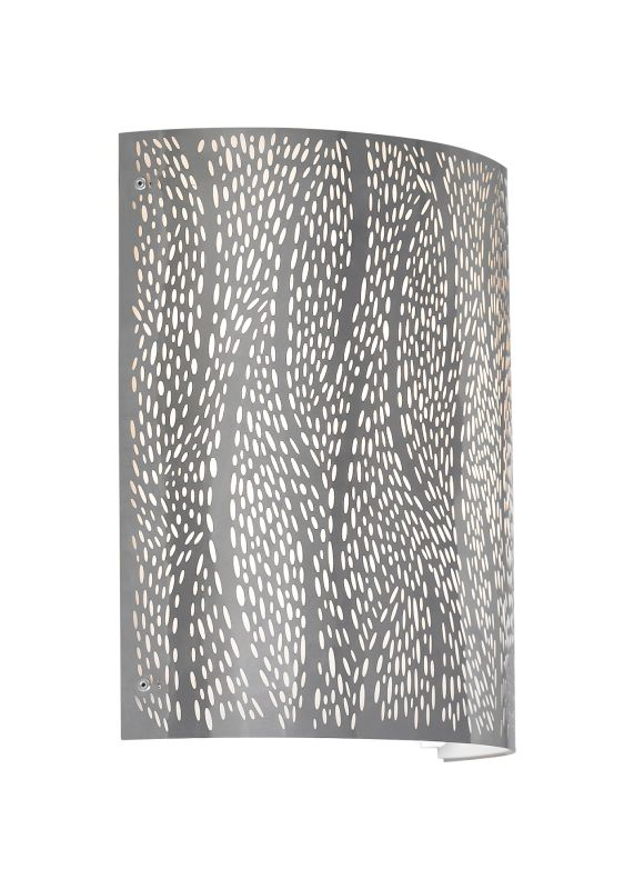LBL Lighting Rami Wall CFL Plugin 277V 1 Light Wall Sconce Stainless Sale $329.60 ITEM#: 2340291 MODEL# :WS722SSCF2HE :