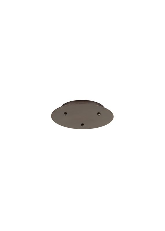 LBL Lighting 3 Round 277V/12V Fusion Jack 3 Light Canopy - Transformer Sale $218.40 ITEM#: 2034896 MODEL# :CK003B-FJ-SC-277 :
