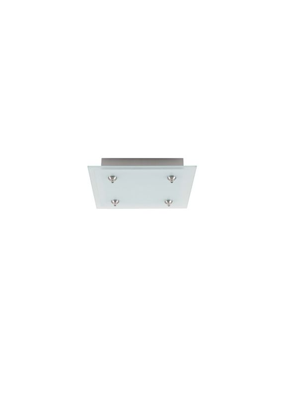 LBL Lighting 4 Square 120V/12V LED Fusion Jack 4 Light Canopy - Sale $223.20 ITEM#: 2034922 MODEL# :CK004S-FJ-BZ-LED :