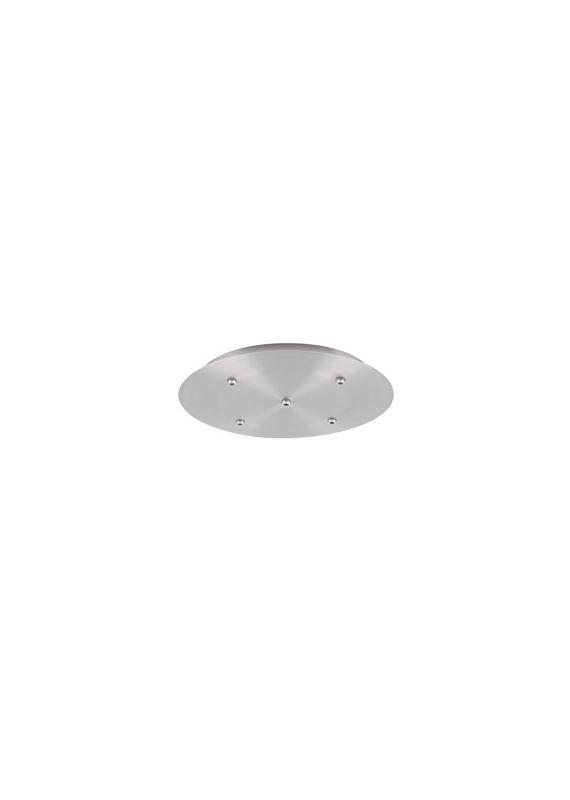 LBL Lighting 5 Round 120V/12V LED Fusion Jack 5 Light Canopy - Sale $300.80 ITEM#: 2034948 MODEL# :CK005B-FJ-SC-LED :