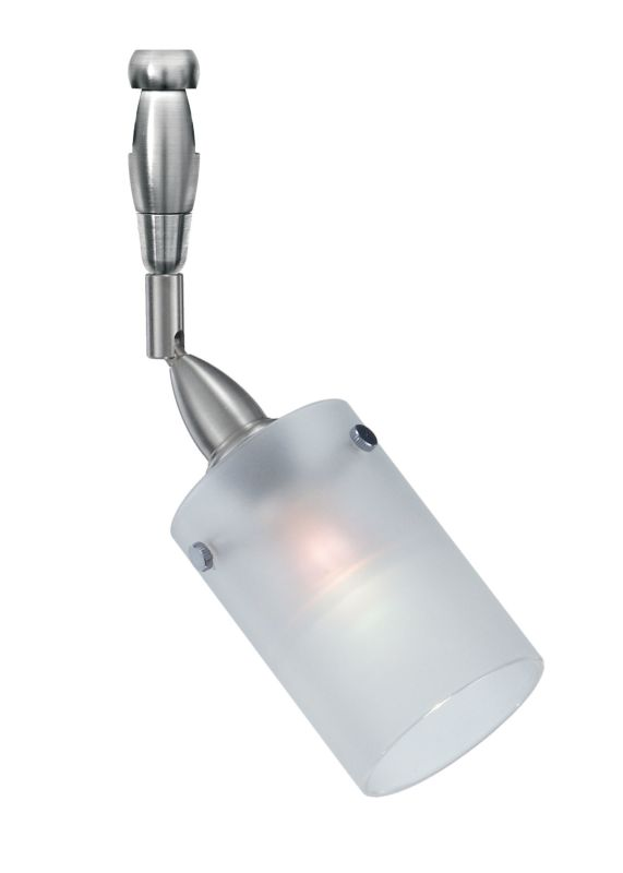 LBL Lighting Merlino Swivel II LED Fusion Jack 1 Light Track Head