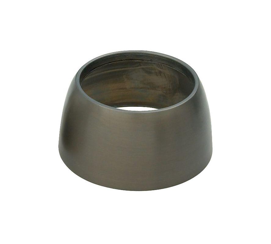 LBL Lighting Modo Metal Shield Accessory Shade Bronze Indoor Lighting