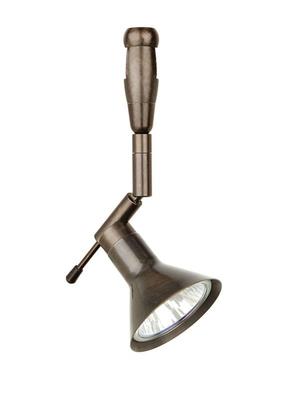 LBL Lighting Shield Swivel I Bronze 50W Monorail 1 Light Track Head Sale $145.60 ITEM#: 2035319 MODEL# :HB295BZBZ121A50MRL :