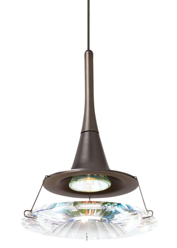 LBL Lighting Dimensions Prismatic Multicolor Monopoint 1 Light Track
