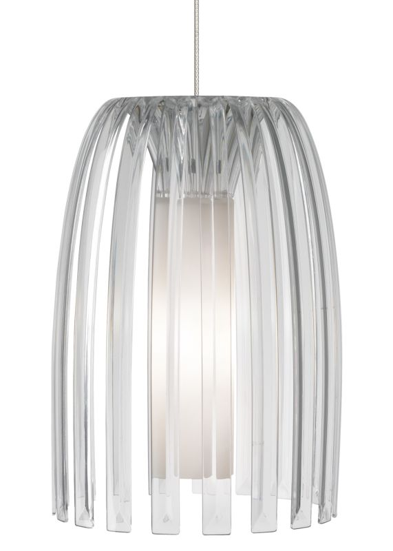 LBL Lighting Mini Olivia LED Clear 6W Monorail 1 Light Pendant Satin Sale $359.20 ITEM#: 2040823 MODEL# :HS565CRSCLEDS830MRL :