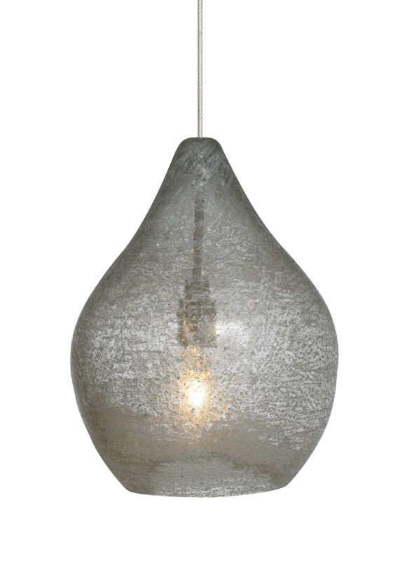 LBL Lighting Relic No. 1 Clear Fusion Jack 1 Light Track Pendant