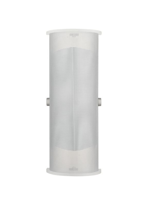 LBL Lighting Presidio Wall 100W Tamper-Proof 1 Light Wall Sconce White Sale $243.20 ITEM#: 2038871 MODEL# :HW614W100T :