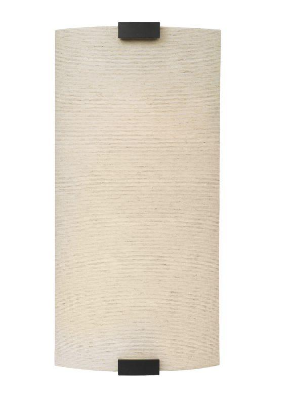 LBL Lighting Omni Linen 120W Wall 2 Light Wall Sconce Silver Indoor Sale $300.80 ITEM#: 2041202 MODEL# :JW561FLISI2D :