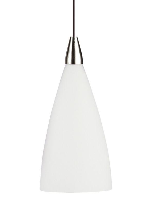 LBL Lighting Drop Opal 100W 1 Light Down Light Pendant Black Indoor Sale $164.80 ITEM#: 2039097 MODEL# :LF5490OPBL2D100 :
