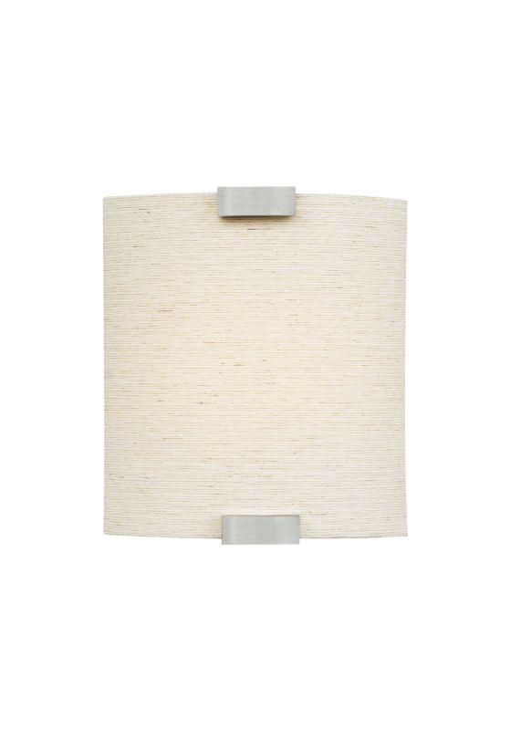 LBL Lighting Omni Cover Small Linen LED 277V 1 Light Wall Sconce Sale $392.00 ITEM#: 2039185 MODEL# :LW559FLIBZLED277 :