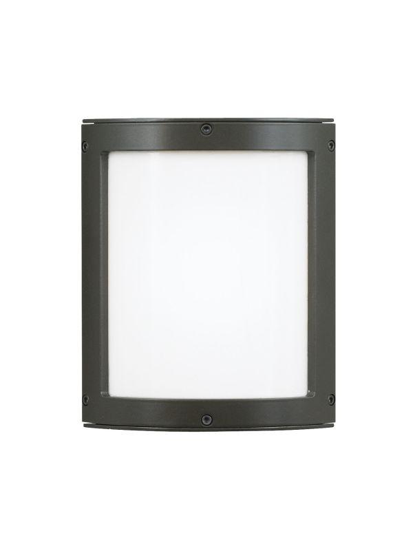 LBL Lighting Omni Small Outdoor LED 277V 1 Light Outdoor Small Wall