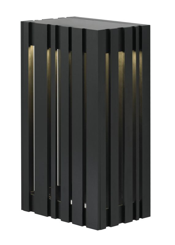LBL Lighting Uptown Small Outdoor 1 Light Outdoor Medium Wall Sconce