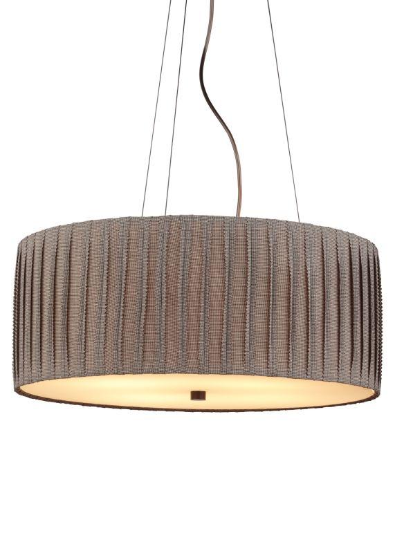 LBL Lighting Cato Ivory 27W 4 Light Foyer Pendant Bronze Indoor Sale $125.00 ITEM#: 2039331 MODEL# :PF655IVBZCF :