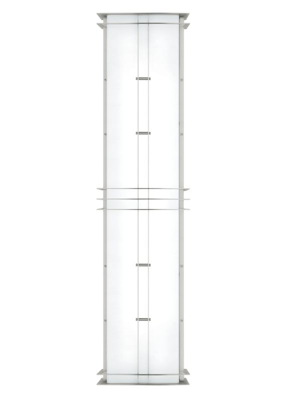 LBL Lighting Industrial Large 39W 277V 1 Light Outdoor Large Wall