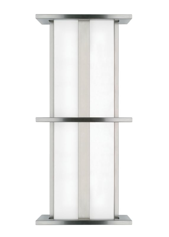 """LBL Lighting Tubular Medium 24W 277V Emergency Ballast 1 Light Outdoor Sale $1454.40 ITEM#: 2039489 MODEL# :PW531BZ24L2HBW LBL Lighting Tubular Medium 24W 277V Emergency Ballast 1 Light Outdoor Large Wall Sconce A sleek, modern looking fixture, this medium 277 volt outdoor wall sconce features sturdy specification grade construction including an extruded aluminum body, tempered glass cover, a double coat of epoxy primer, and polyester powder-coat finish. The two included 24 watt T5 high output fluorescent lamps create ample light for your outdoor application and the included emergency ballast ensures that even in the event of a power outage, this light will still provide safe bright lighting. LBL Lighting Tubular Medium 24W 277V Emergency Ballast Features: Pictured with Satin Nickel Finish LBL Lighting Tubular Medium 24W 277V Emergency Ballast Specifications: Requires (1) x 24 Watt T5 Base Fluorescent Bulb (Included) Voltage: 277 Wattage: 24 Height: 28"""" Width: 12.3"""" UL Listed for Wet Location For 38 years, LBL Lighting has built their business on trust. Since its inception as a family business in 1971 LBL Lighting has continued to be one of the recognized leaders of the lighting industry and a premier choice for lighting designers throughout North America. Developed with beauty, originality, and quality in mind, their designs celebrate the functional and artistic nature of lighting with eclectic designs and decorative forms. :"""