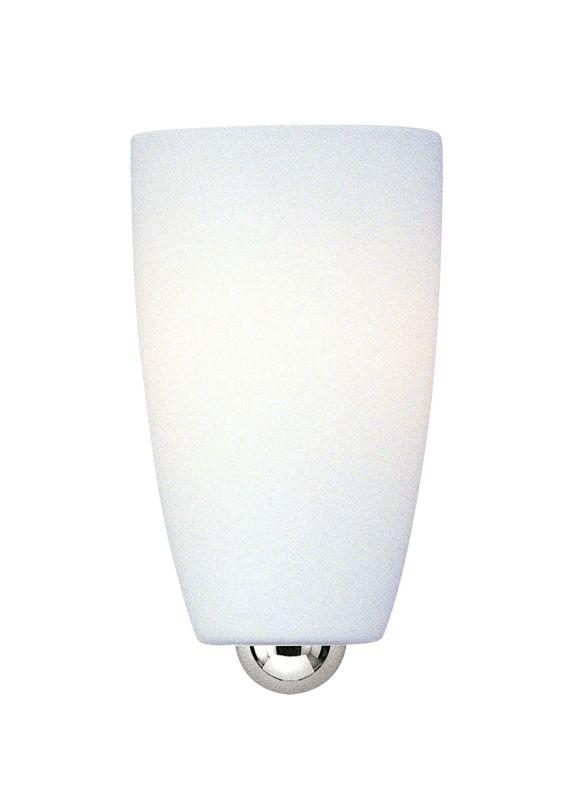 LBL Lighting Athena Wall 13W 1 Light Wall Sconce Satin Nickel Indoor