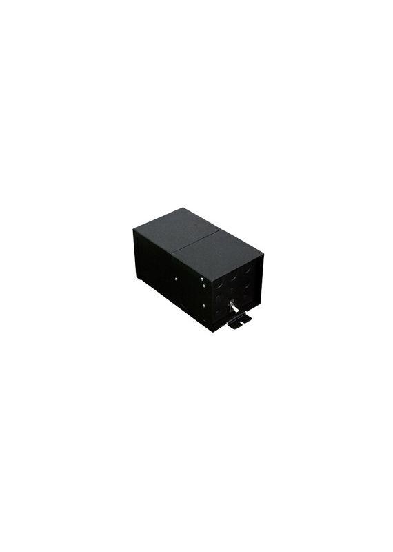 LBL Lighting Remote 24/600 Magnetic Transformer Track Accessory Black