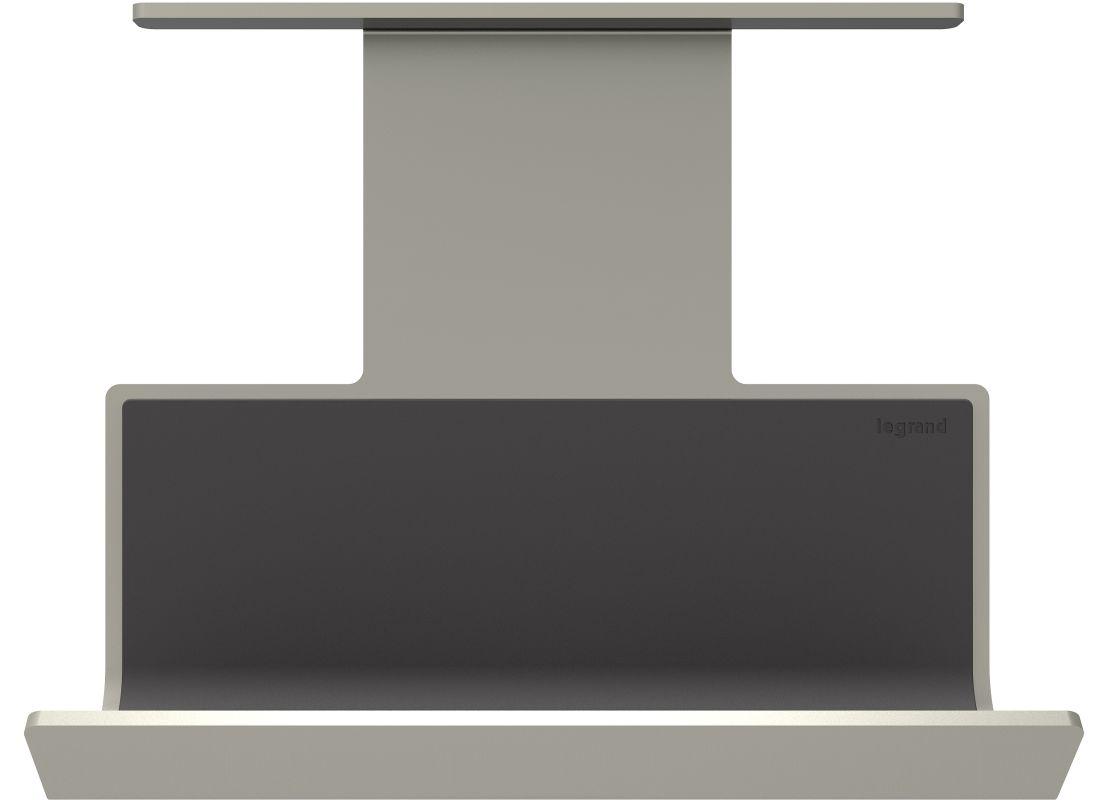Legrand AAPCTM4 adorne Under Cabinet Mobile Phone Cradle Titanium