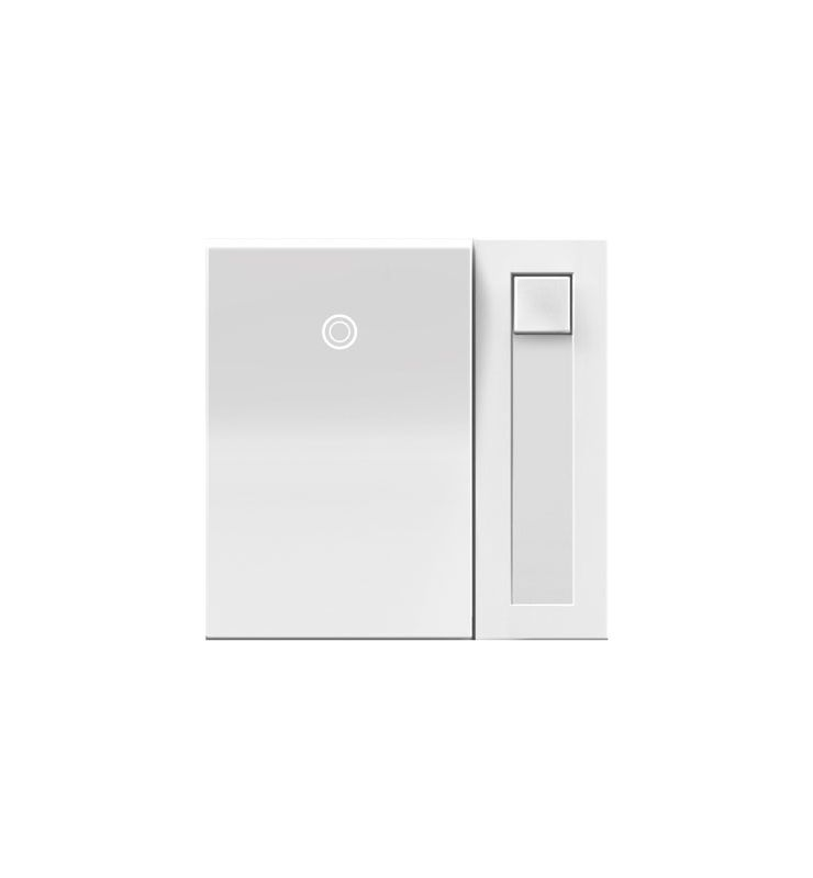 Legrand ADPD453LW2 Paddle 450 Watt Single-Pole or 3-Way Dimmer for LED