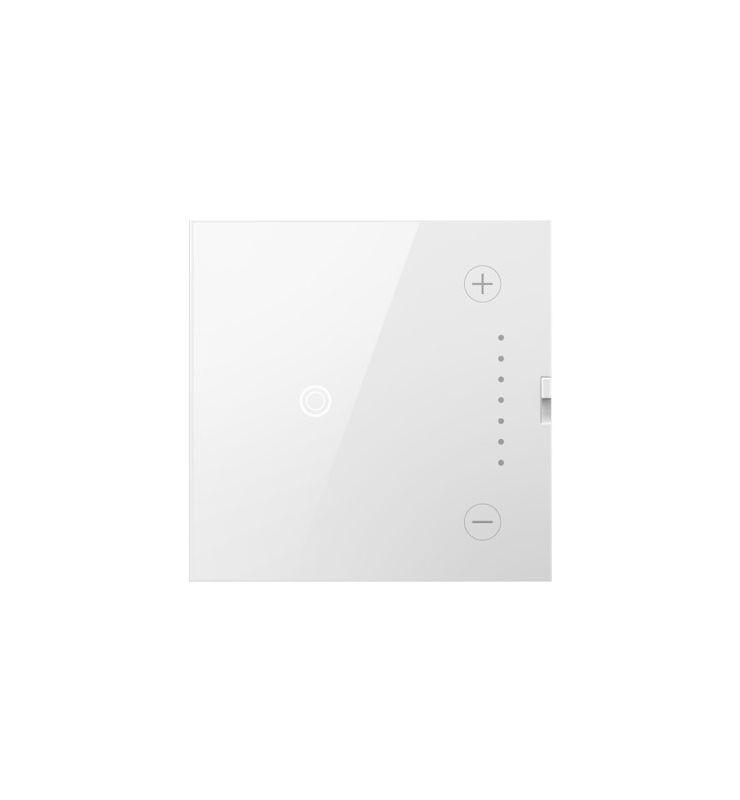 Legrand ADTH600RMHW1 Touch 600 Watt Multi-Way Wireless Master Dimmer
