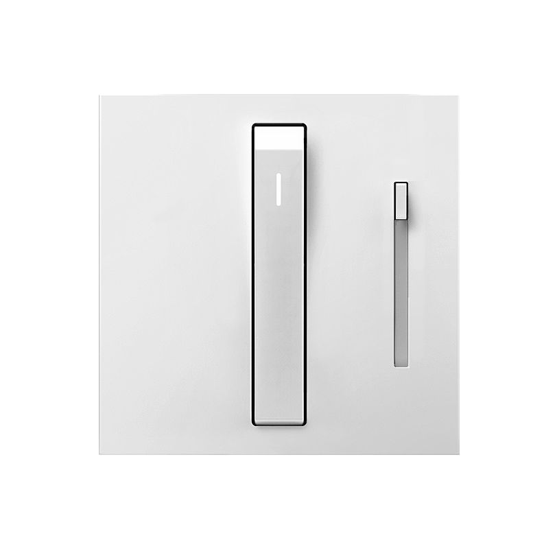 Legrand ADWR1103HW4 Whisper 1100 Watt Single-Pole or 3-Way Dimmer for