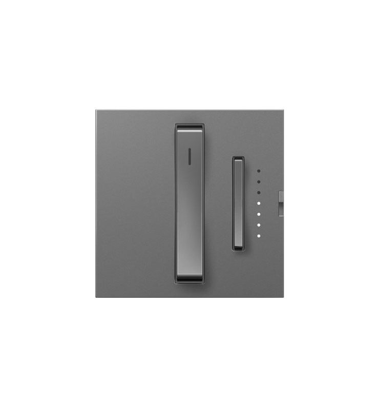 Legrand ADWR600MMHM2 Whisper 700 Watt Multi-Way Wireless Master Dimmer