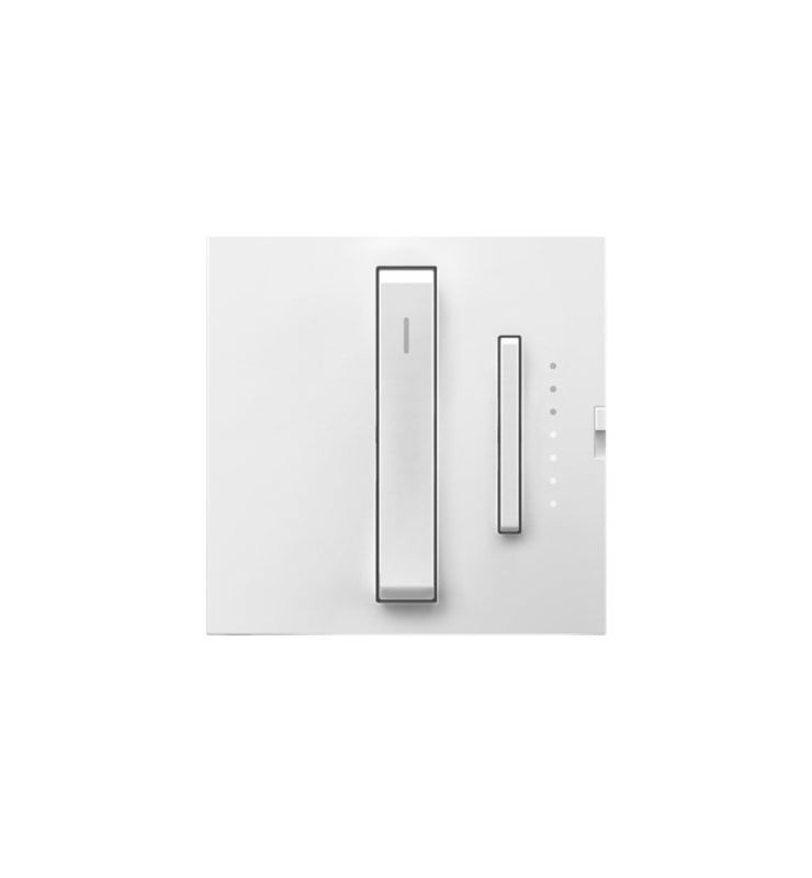 Legrand ADWR600MMHW2 Whisper 700 Watt Multi-Way Wireless Master Dimmer