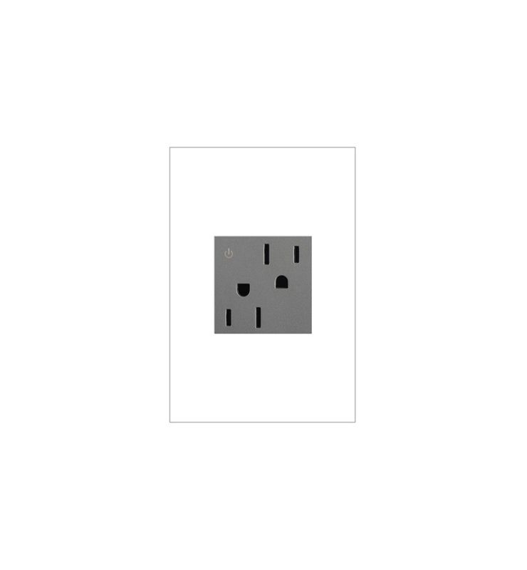 Legrand ARCD15210 Adorne Tamper Resistant Dual Controlled Electrical
