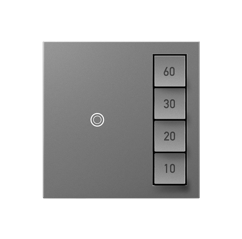 Legrand ASTM2M2 Sensa Switch 600 Watt Multi-Way Light Switch with